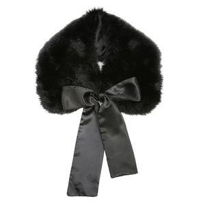 Lindy Bop faux fur collar